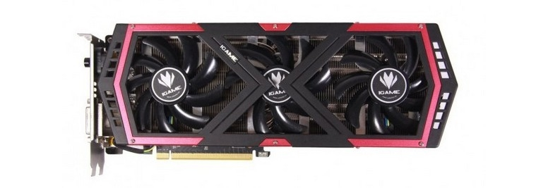 3D-карта Colorful GeForce GTX 980 iGame
