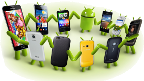 Android-devices